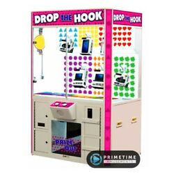 NAMCO DROP THE HOOK ARCADE GAMING MACHINE PRIZE REDEMPTION