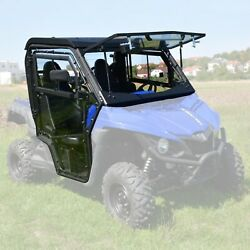 DFK Cabs 5110 Complete Cab Front & Rear Windshield Roof Doors Yamaha Wolverine
