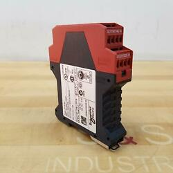 Telemecanique Xpsbf1132p Two Hand Control Preventa Safety Relay 24vdc - New