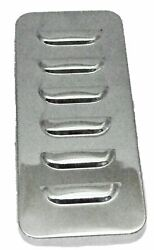 Sleeper Vent Door Covers2 Louvers Stainless Steel 1999 And Up Peterbilt Exterior