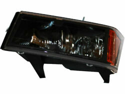 Left Headlight Assembly For 04-09 GMC Chevy Canyon Colorado Base LS Sport KC79P3