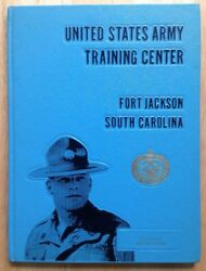 1980 U.s. Army Basic School Yearbook, Co. B, 3rd Bn, 1st Brg., Fort Jackson, Sc