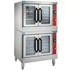 Vulcan VC55GD Double Deck Convection Oven With $2000 IN REBATES