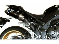 Y092094co - Full Exhaust Termignoni Oval Carbon Yamaha R1 09-11