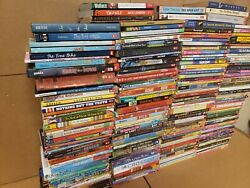 Lot of 20 Chapter ALL SCHOLASTIC Children Young YOUTH RANDOM UNSORTED BOOKS MIX