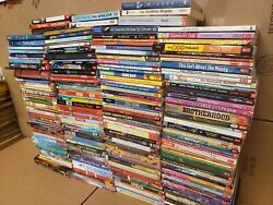 Lot of 10 Chapter ALL SCHOLASTIC Children Young RL 2 6 RANDOM UNSORTED BOOKS MIX