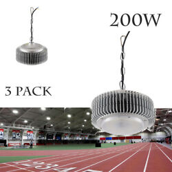 3X 200W  LED High Bay Light Super Bright Warehouse Industrial Factory Gym Light