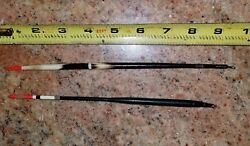 Rare Antique Fishing Tackle Porcupine Quill Bobber Float Lure One Handmade