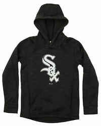 Majestic MLB Youth Chicago White Sox Performance Fleece Primary Logo Hoodie $29.99