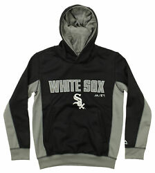 Majestic MLB Youth Chicago White Sox Geo Strike Hoodie $29.99