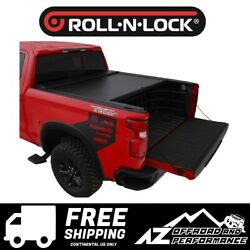 Roll-n-lock E Series Retractable Cover For '15-'20 Ford F150 5.5' Bed Rc101e