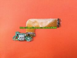 Original New Fit For Dell VENUE 11 PRO T06G 5130 Tablet Charge Port PCB USB Boar