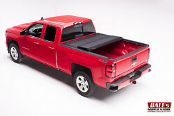 Bak Flip Mx4 Heavy Duty Locking Folding 5and039 Bed Cover For 2005-16 Nissan Frontier
