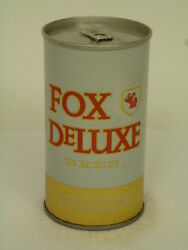1977 Cold Spring Brewing Co Mn Fox Deluxe Beer Can Bo Tavern Trove