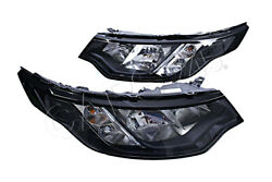 Genuine Land Rover Discovery V Lr5 Halogen Headlight Pair 2016- Left+right Lhd