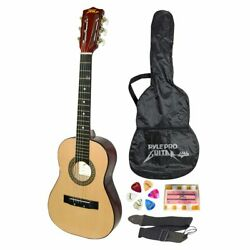 """Pyle-Pro 30"""" Classical Acoustic 6 String Linden Traditional Style Guitar WWoo"""