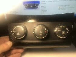 2011-14 CHRYSLER 200 /AVENGER A/C HEAT AUTOMATIC CLIMATE CONTROL 1SW68DX8AD OEM