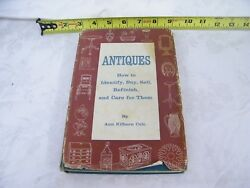 Vintage 1960 Antiques, How To Identify, Buy, Sell, Refinish, And Care For Them
