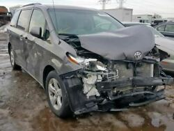 Driver Left Front SpindleKnuckle FWD Fits 11-19 SIENNA 796489