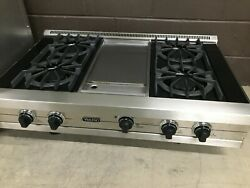 (2 pc set) Viking Range Top 42