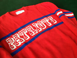 Nwt New England Patriots By Cliff Engle Sweater Nfl Medium Last One Slim Fit