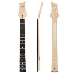 22 Fret Guitar Neck for 6 String Electric Guitar Parts Replacement Bolt On $35.98