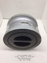 Crane Duo-Chek II Wafer Ring Joint Check Valve 12