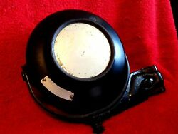 Vintage Aftermarket Side View Mirror With Light 1928-1932