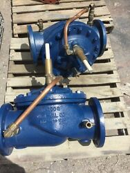 Cla-val Valve 8 150 Ff Flanged 100g Ductile Iron Body 8-427-01ab