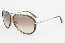 Tom Ford Cyrille Havana Gold  Brown Gradient Sunglasses TF109 14P