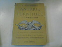 A Directory Of Antique Furniture The Authentic Classification European American