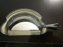 Silver Plated Silent Butler