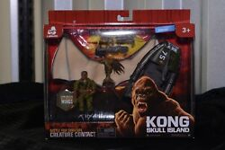 King Kong Skull Island Battle for Survival Creature Contact Flying Creatu