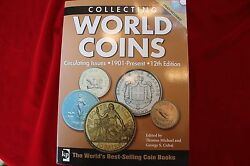 Collecting World Coins, 1901-present, Includes Dvd, 1006 Pages, Huge Resource