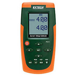 Extech Prc15-nist Current And Voltage Calibrator/meter W/nist