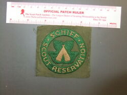 Boy Scout Schiff Reservation On Square 6782bb