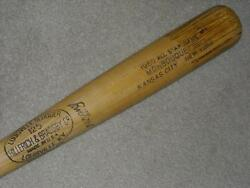 Bill Monbouquette 1960 All Star Game Handb Game Used Bat Boston Red Sox