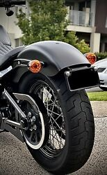 Tail Tidy Suits Harley Davidson Streetbob Slim And Fatboy. M8 Mod. Softail