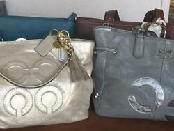 Coach Bags Authentic Handbags Purses Totes Briefcase 4 Versions SEE DROPDOWN $60.00