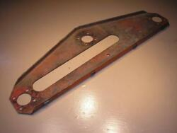 Wheel Horse D-160 Tractor Mower 48 Side Discharge Deck Support Plate