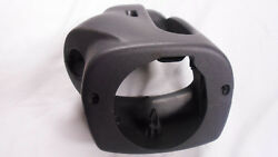 2004 Toyota Corolla Steering Column Cover With Tilt Clam Shell Grey