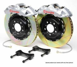 Brembo GT BBK 6pot Front for 2007+ Ford Edge 2007+ Lincoln MKX 1M2.8037A3