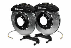 Brembo GT BBK 4-piston Rear for 2015+ Mustang GT and V6 and EcoBoost 2P3.9045A1