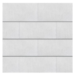 Shingle Siding Fiber Cement Weatherside Purity Straight Surface Easy Install