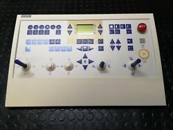 Siemens Remote Control Desk From Iconos R200 Pn 7030708 In Running Condition