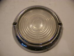 1950 Desoto Grill Front Turn Signal Lens And Bezel 1951 52 Deluxe