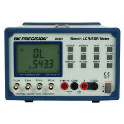 Bk Precision 889b Synth. In-circuit Lcr/esr Meter W/component Tester