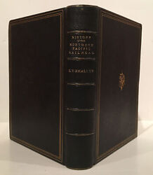 Eugene V Smalley / History Of The Northern Pacific Railroad First Edition 1883