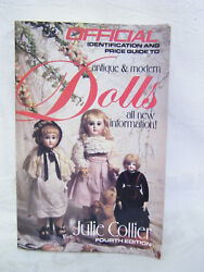 Vintage Official Identification And Price Guide To Antique And Modern Dolls