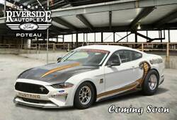 2018 Ford Mustang Cobra Jet-50th Anniversary Edition